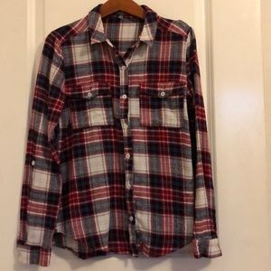 Charlotte Russe flannel ✨